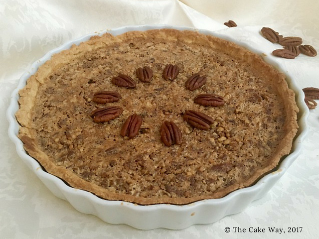 Grandpa Walt's Scratch Pecan Pie Recipe
