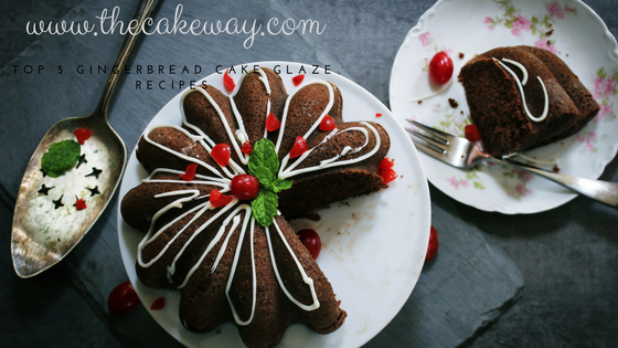 5 Quick and Easy Glazes for your Gingerbread Cake | 5 Quick and Easy Glazes for your Gingerbread Cake Have extra Gingerbread Cake leftover the Holidays? Here are my Top 5 Quickest and Easiest Recipes to completely re-vamp your Gingerbread Cake | http://thecakeway.com/5-quick-and-easy-glazes-for-your-gingerbread-cake