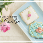The Best No Chill No Spread Sugar Cookie Recipe