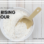 Homemade Self Rising Flour