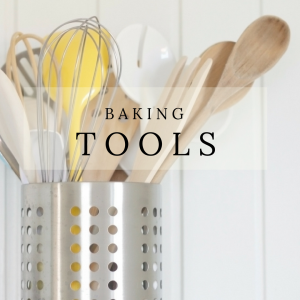 Top Baking Tools for 2018 by The Cake Way