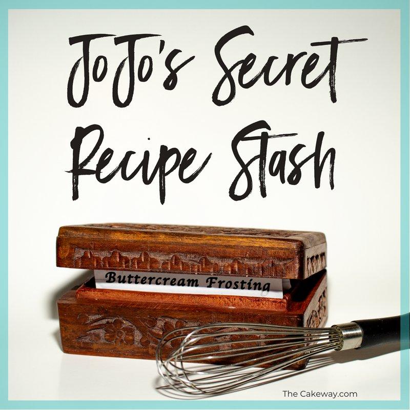 Recipe Index by JoJo-The Cake Way
