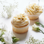 Stabilized White Chocolate Buttercream Frosting