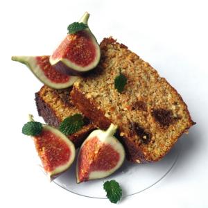 Spiced Fig Cake Recipe