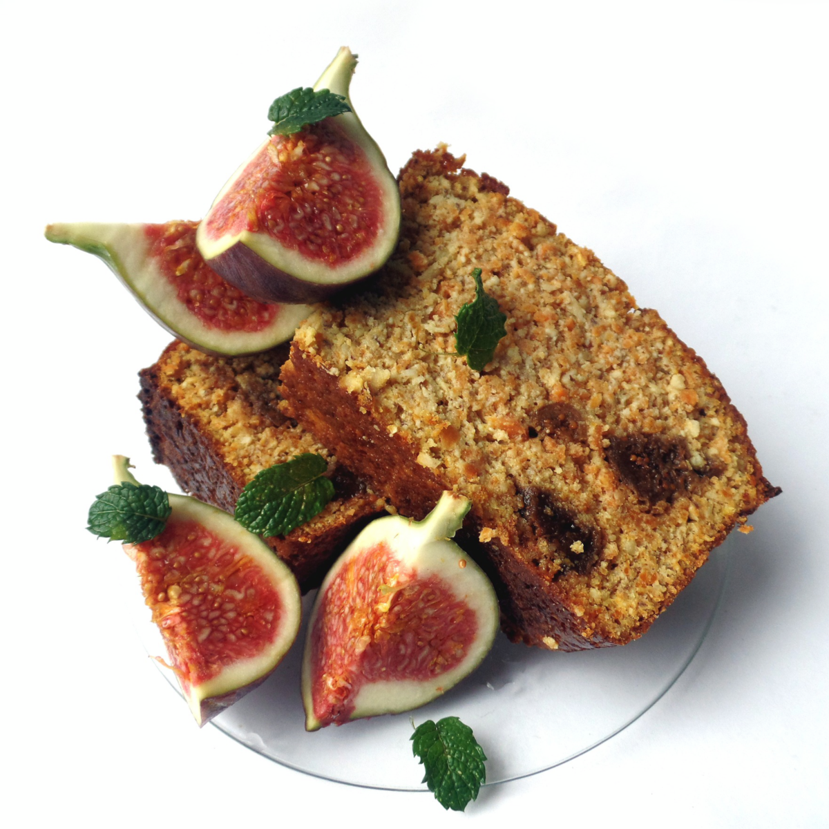 Spiced Fig Cake by The Cake Way