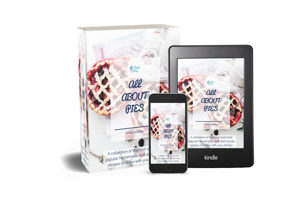 All About Pies and Sugar Cookies - 3D EBook Bundle by The Cake Way