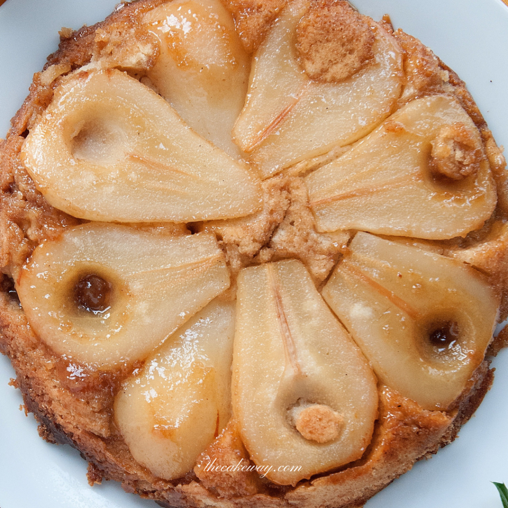 Fresh Pear Cake by TheCakeWay