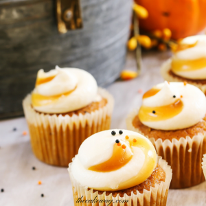 Pumpkin Spice Cream Cheese Frosting