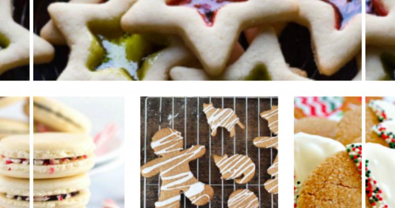 20 Gluten Free Christmas Cookies | Looking for easy to make gluten-free Christmas cookie recipes | https://wp.me/pafZO8-1qg