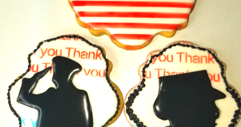 LIVE Cookie Decorating Veterans Day Video