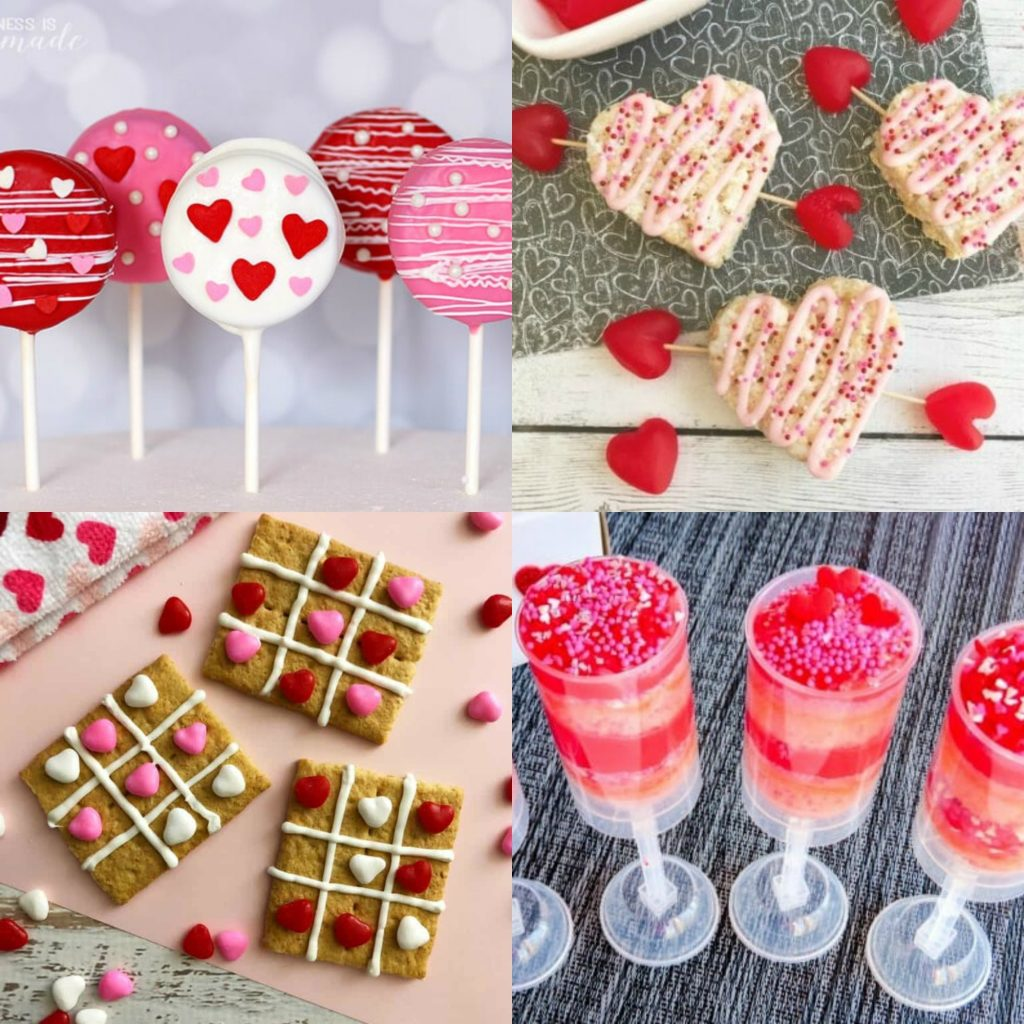 28 Sweet Treats for Valentine's Day   https://thecakeway.com/28-sweet-treats-for-valentine's-day/