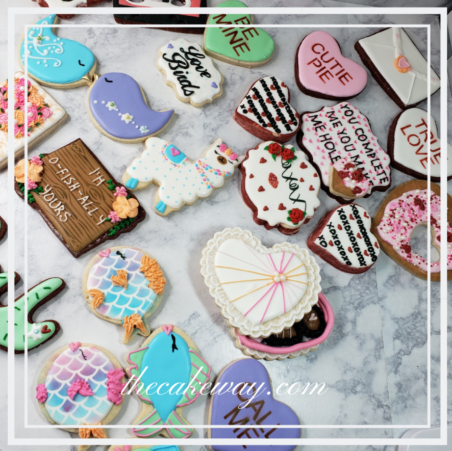 Cookie Decorating Ideas Valentine