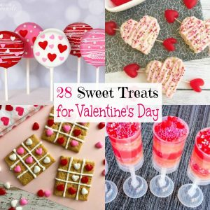 28 Sweet Treats for Valentine's Day