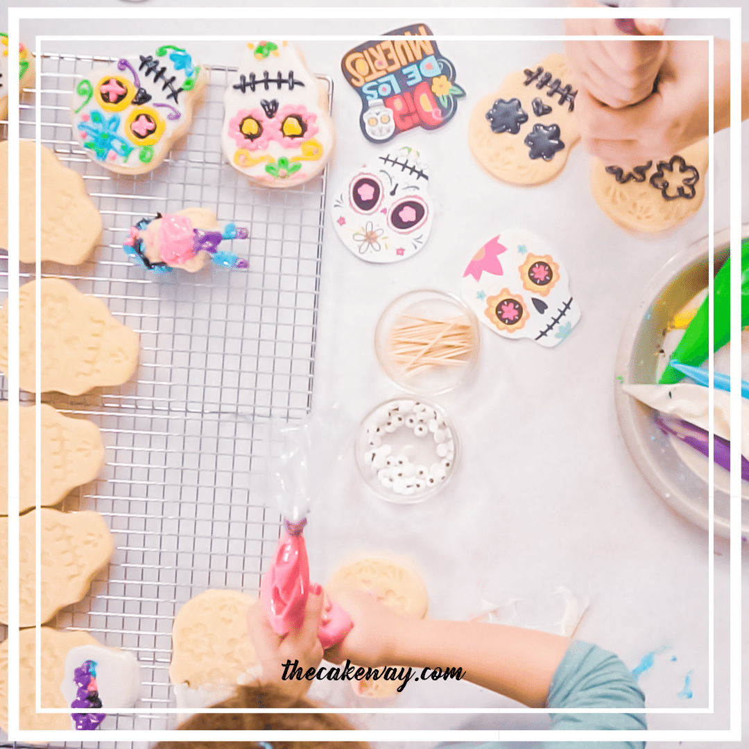 3 Ways to Write on Cookies