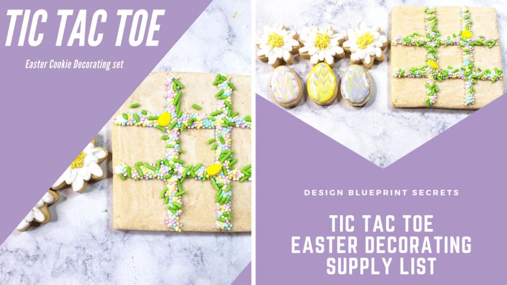 TTT Easter Decorating Video Set